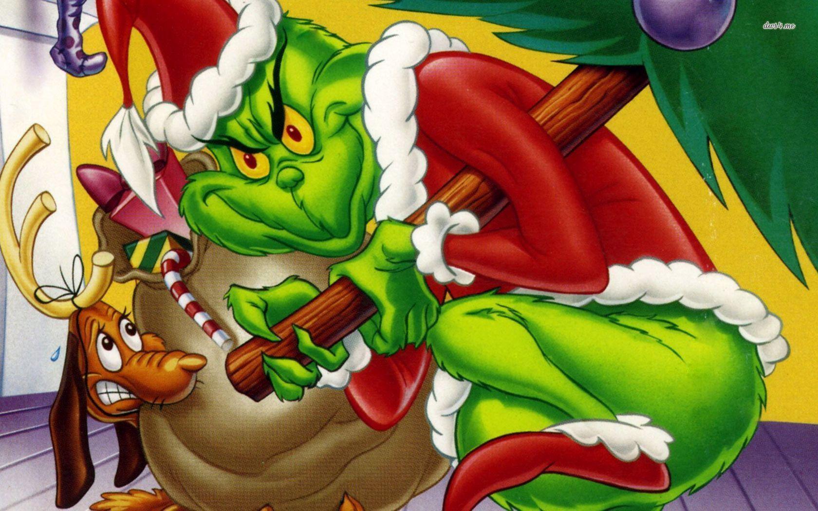 Fondos Para Pantallas De Grinch Para Navidad: Grinch Wallpapers