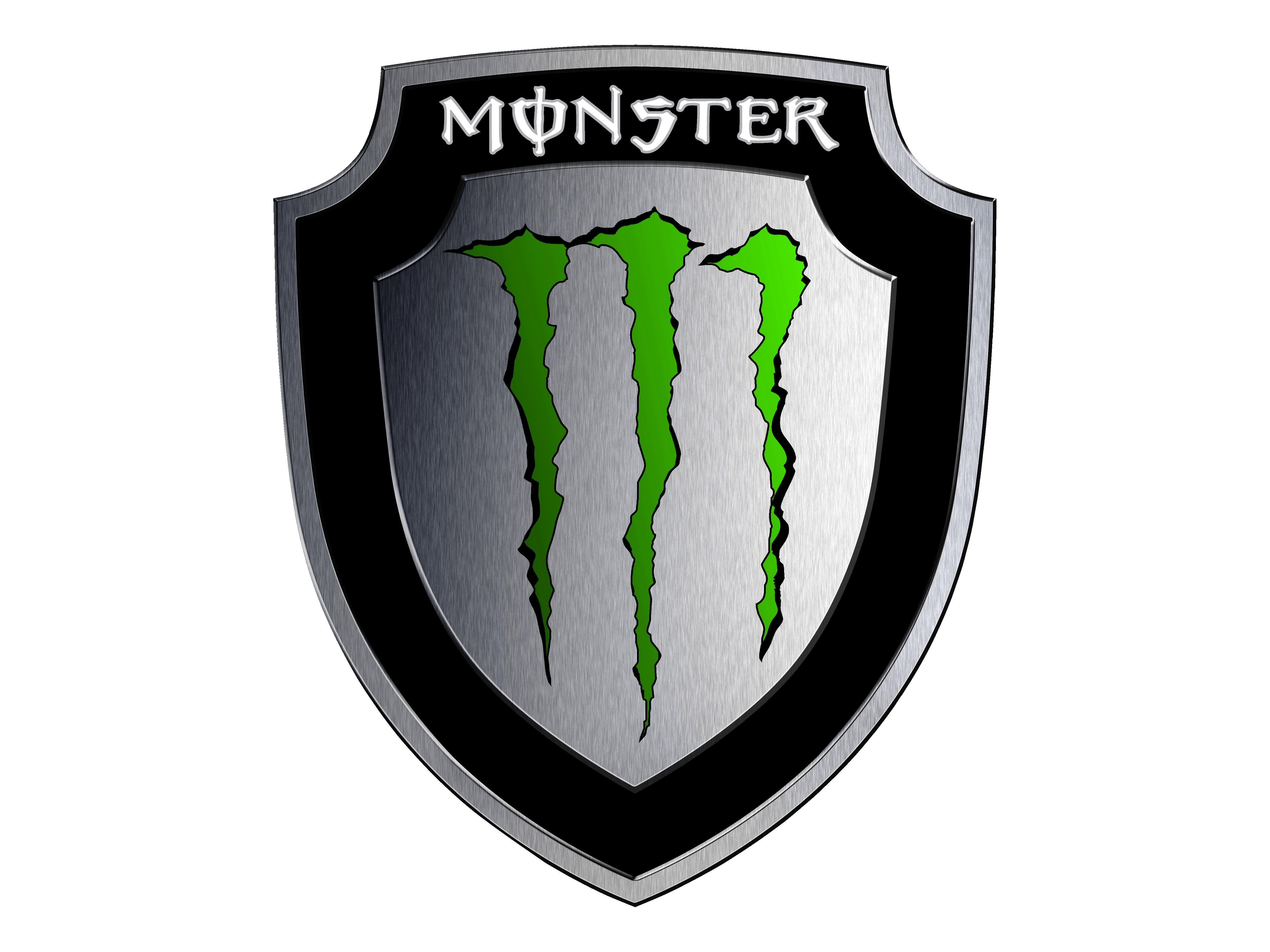 Monster Energy Drink Logo Wallpapers - Wallpaper Cave