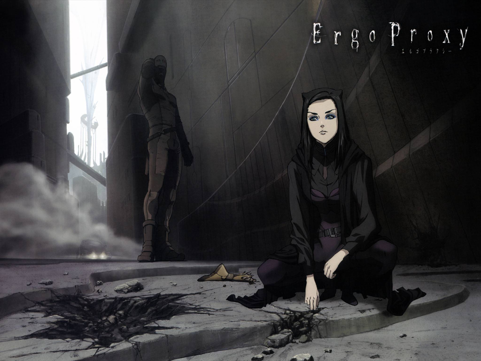 44 Ergo Proxy Wallpapers