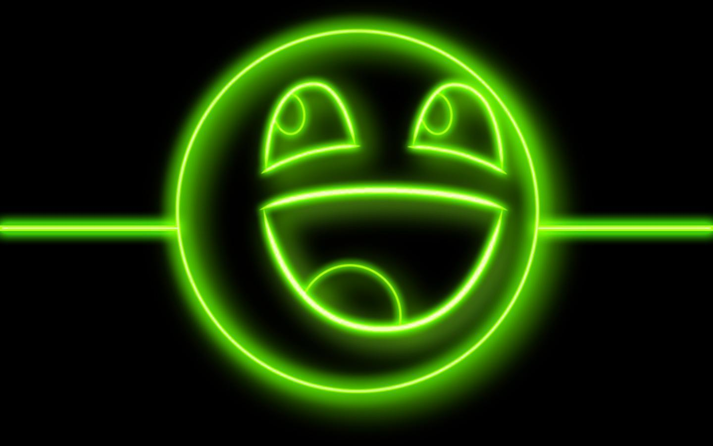 green neon background - photo #35