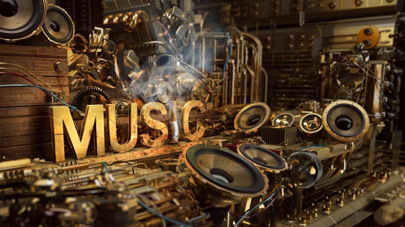 Hd wallpaper music - Hd Abstract Music Wallpapers Hd Cool 7 Hd Wallpapers Hdwalljoy