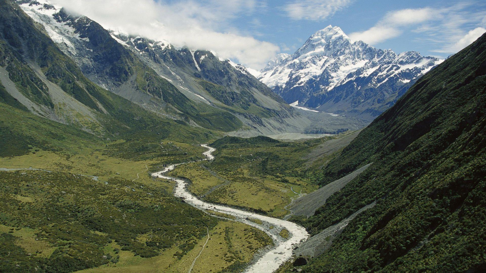 Pelaku Penembakan New Zealand Wallpaper: New Zealand Desktop Wallpapers