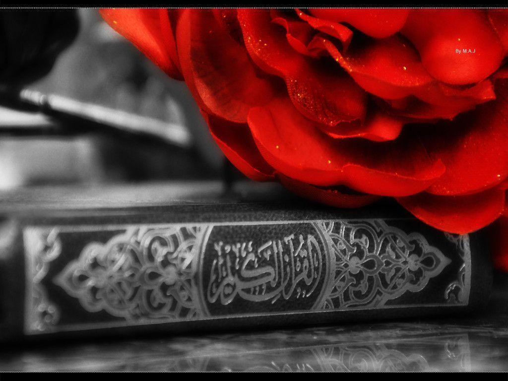wallpapers with holy quran - photo #14