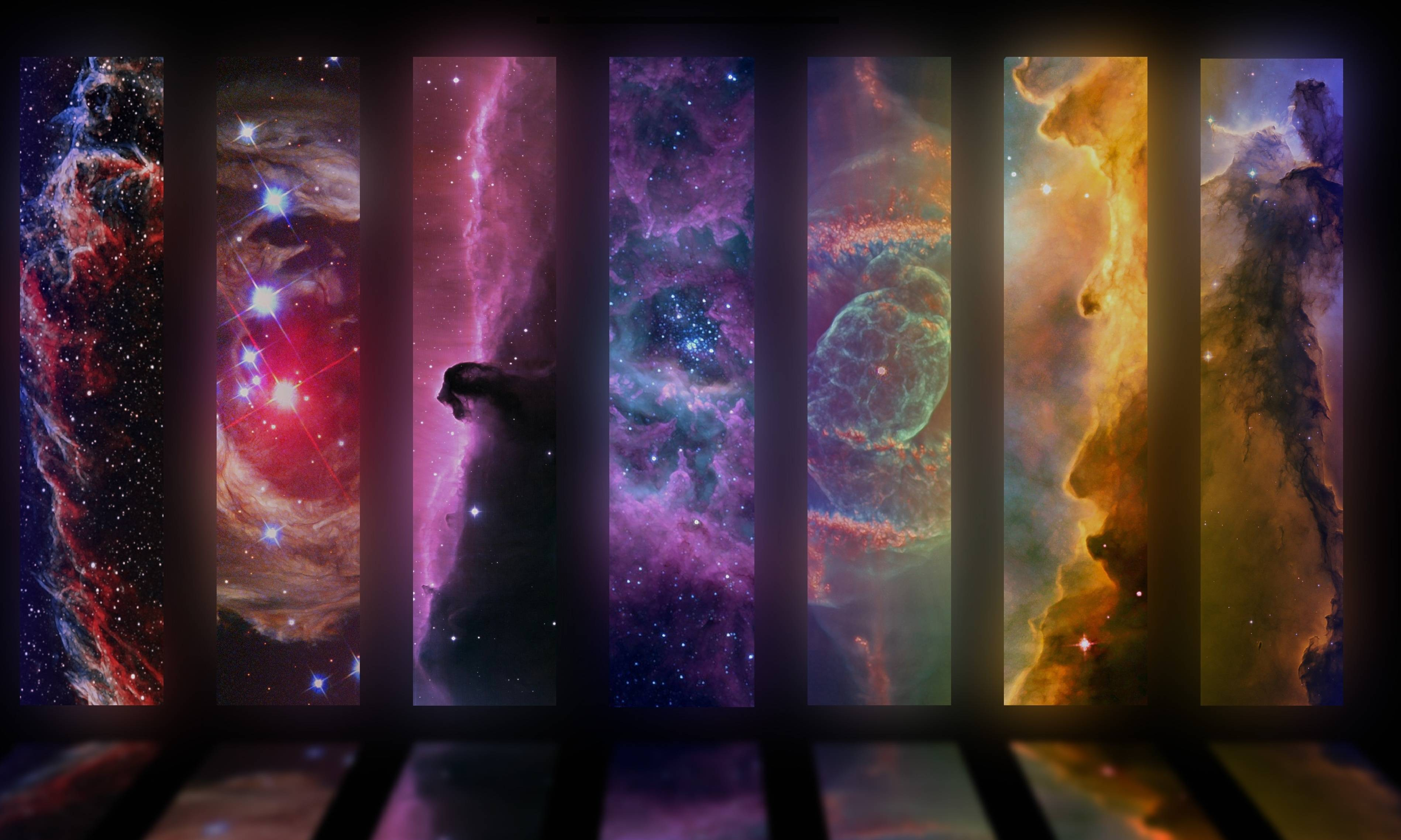 nebula space wallpapers widescreen - photo #36