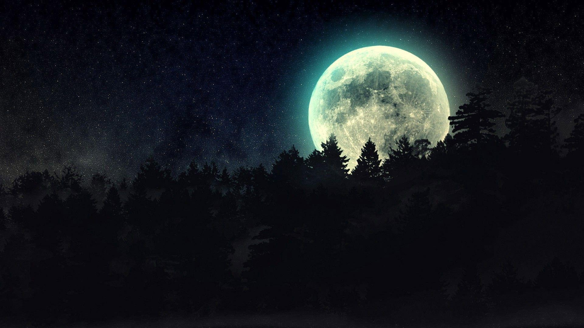 full moon wallpapers wallpaper cave