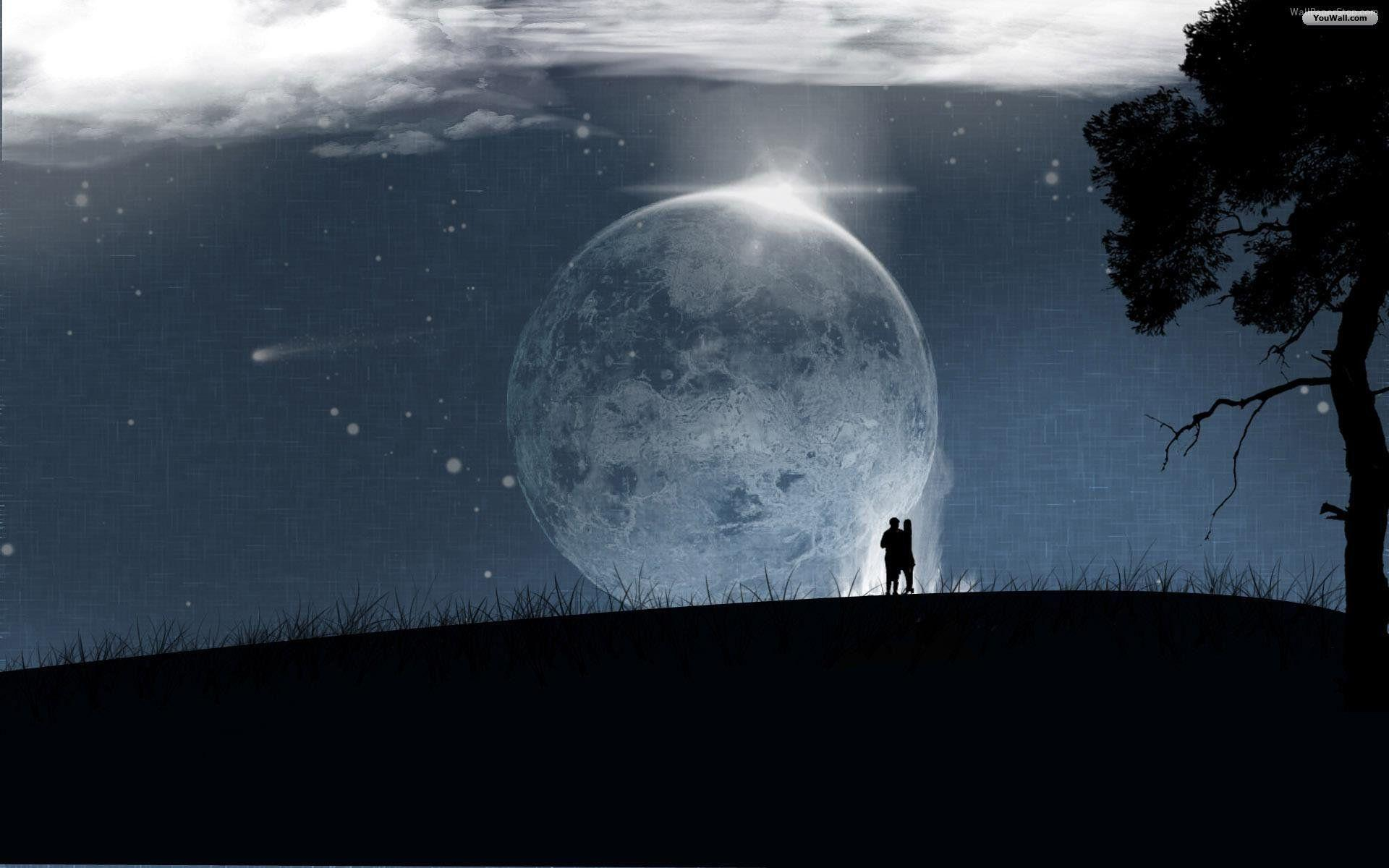 Moon | Beauty Places