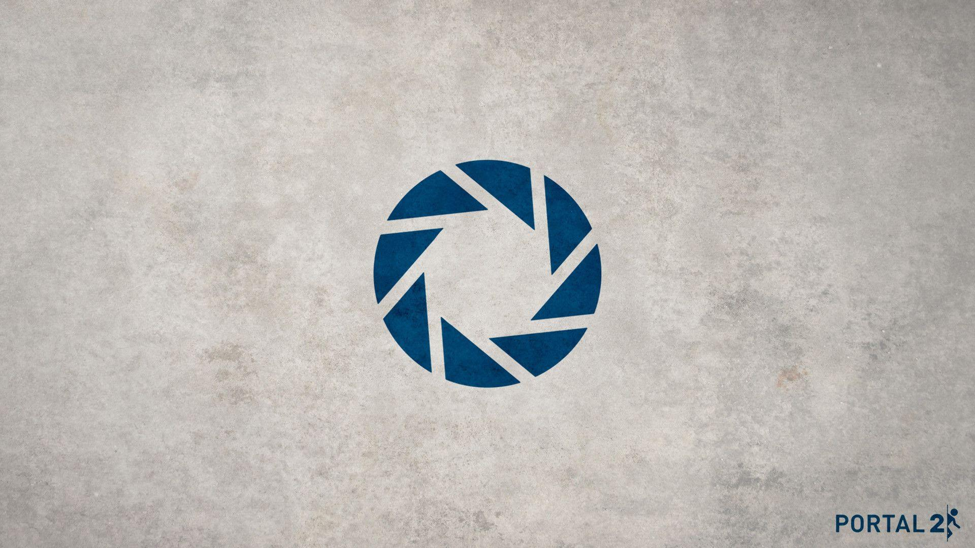Portal 2 Sign wallpapers