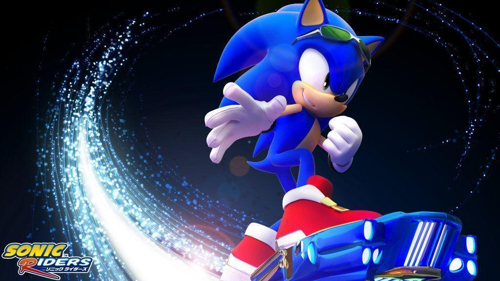 Sonic Riders Wallpapers