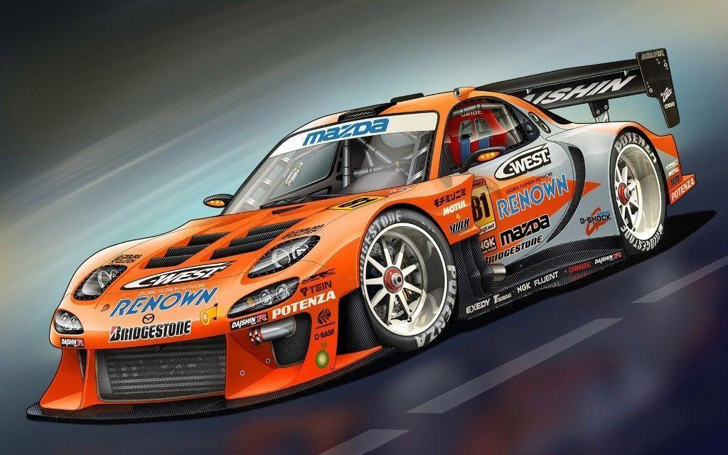 Class Race Car Wallpaper In This Wallpaper The #46823 Hd ...
