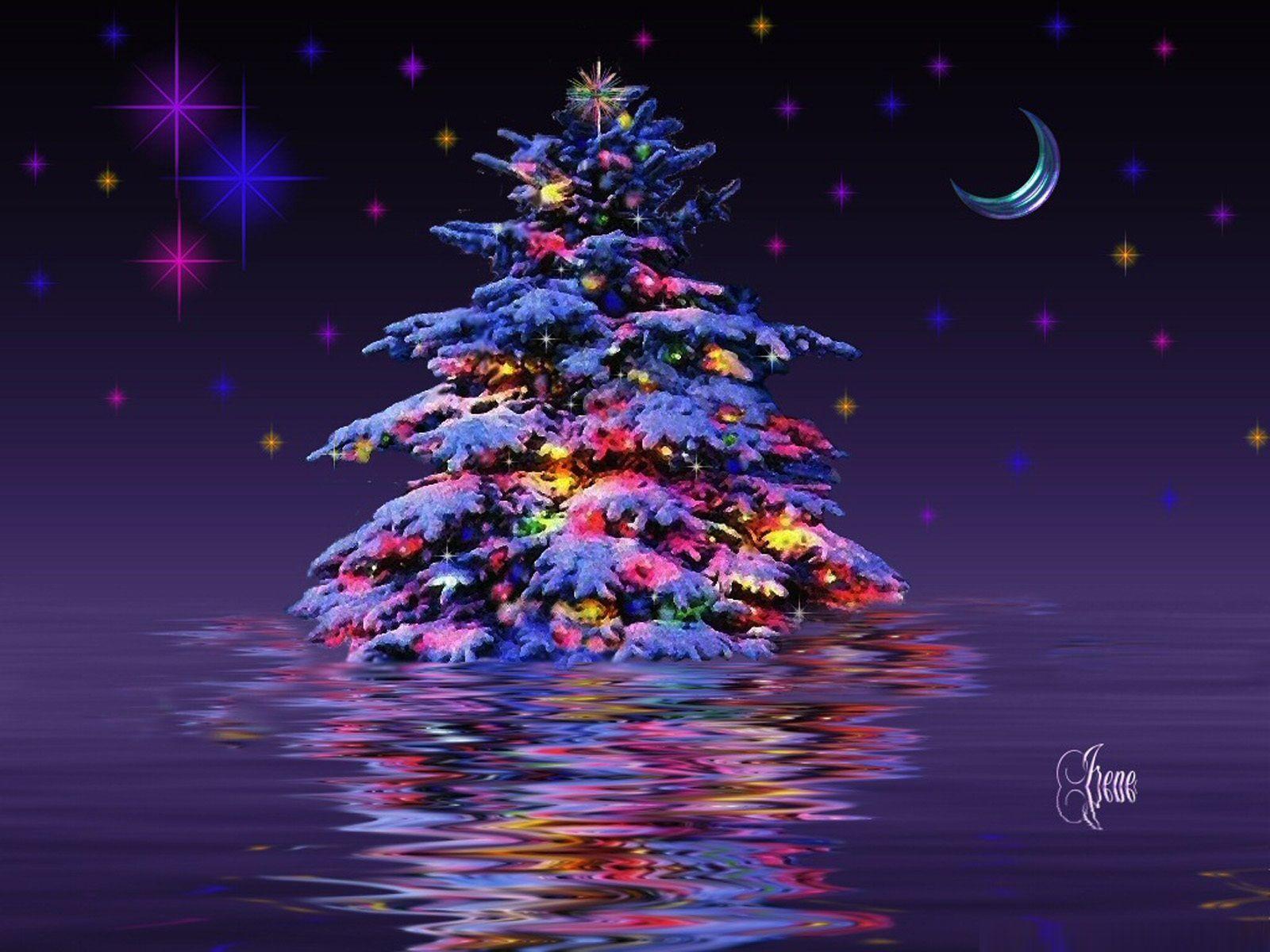 Live Wallpaper Weihnachten.3d Christmas Backgrounds Wallpaper Cave