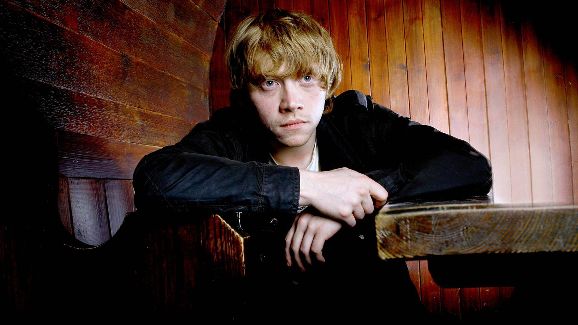 Pix For > Rupert Grint Wallpaper