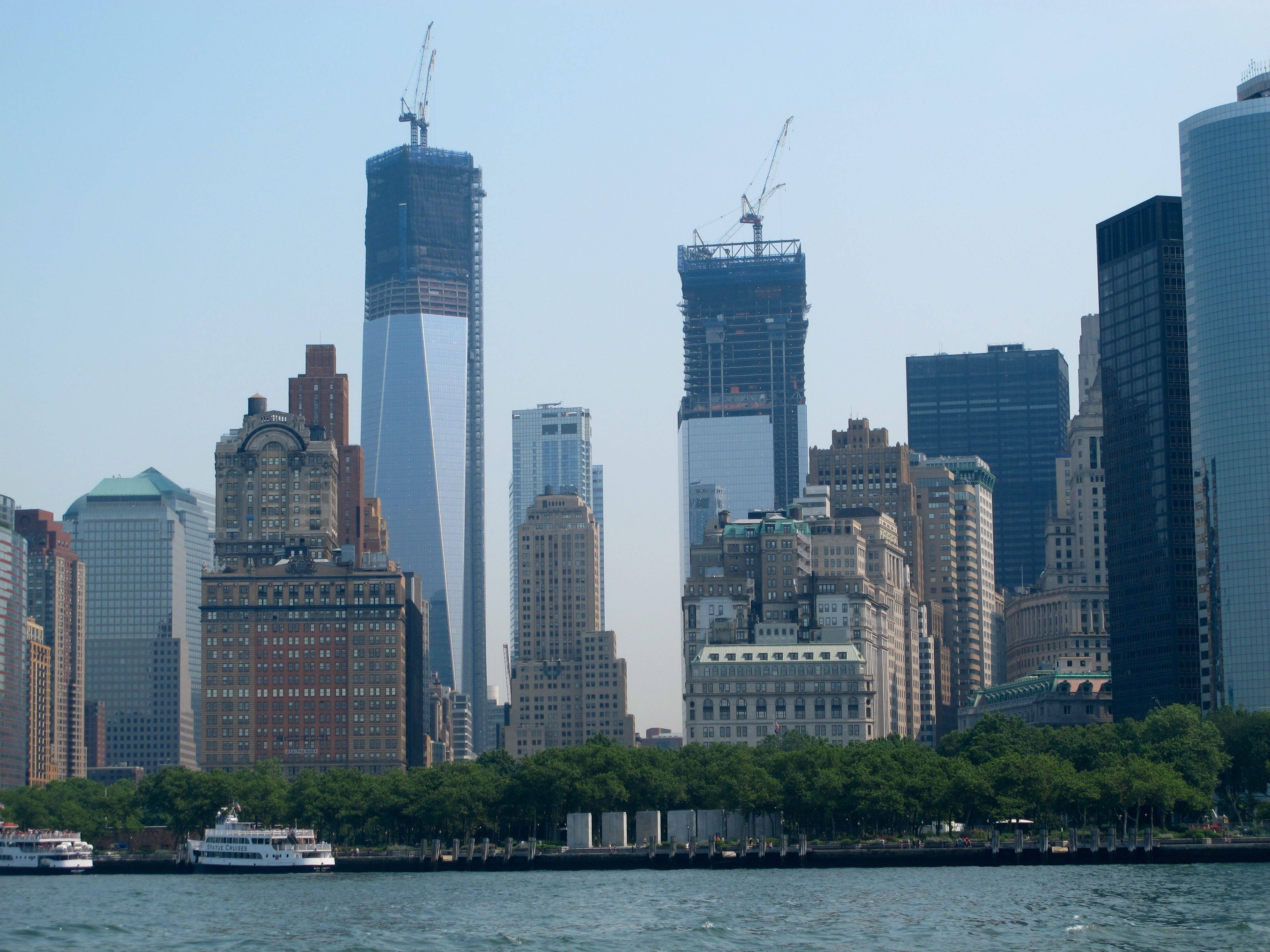 One World Trade Center Hd Wallpapers 3648x2736PX ~ Wallpapers World