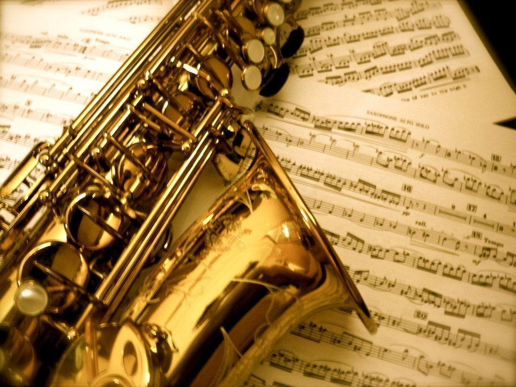 Saxophone instrument wallpaper 11 | Wallpaper