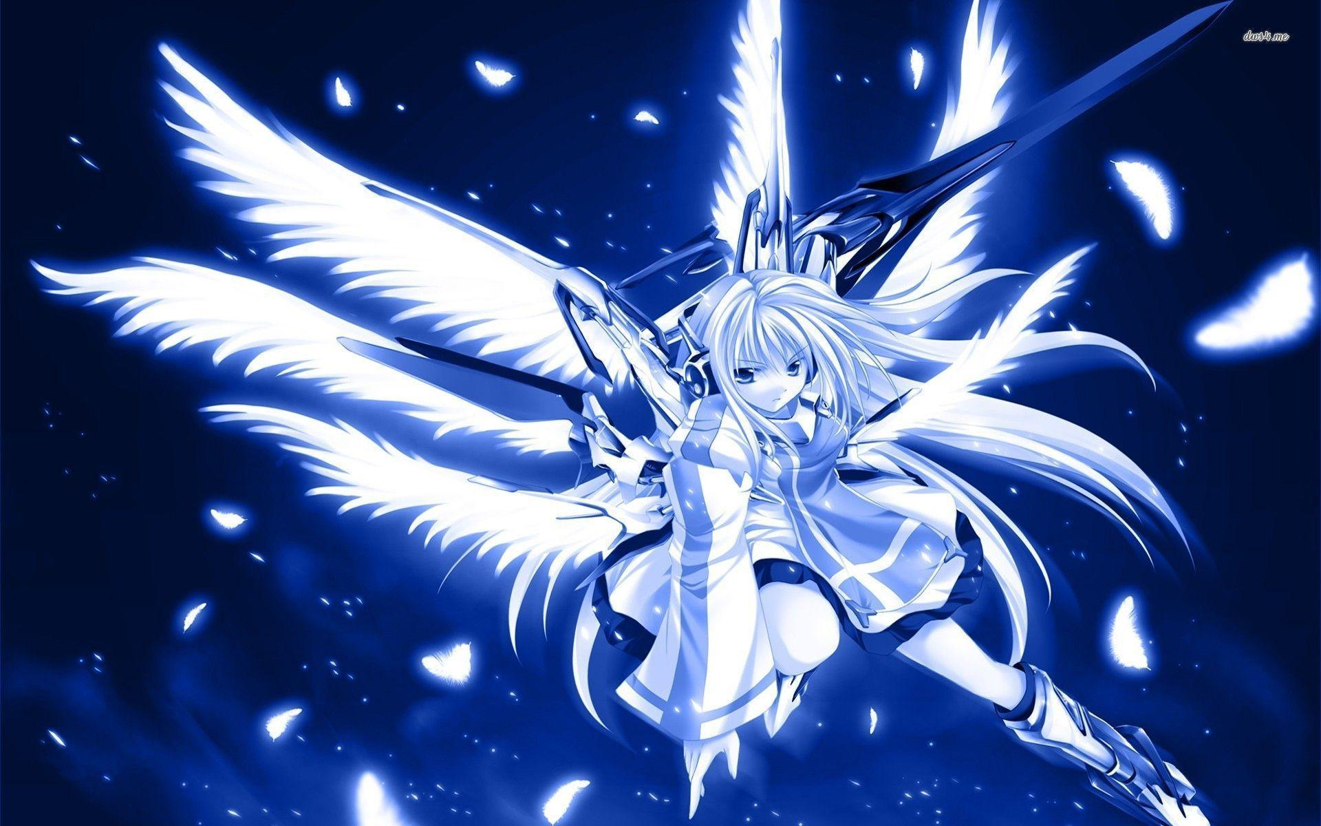 Anime angels pussy photos 1
