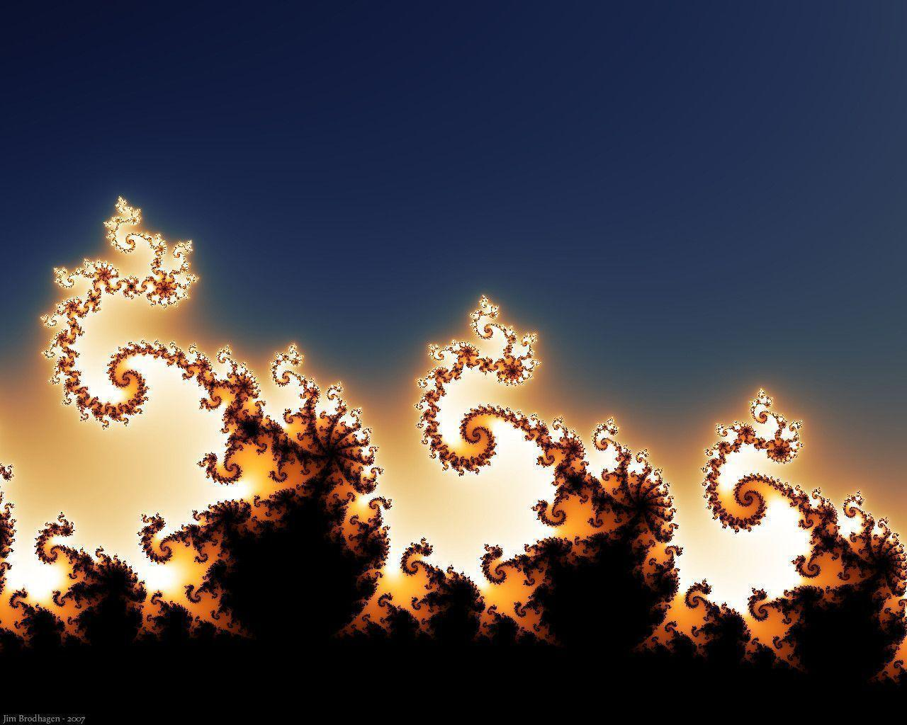 The Seahorses of Mandelbrot by Hexonxonx
