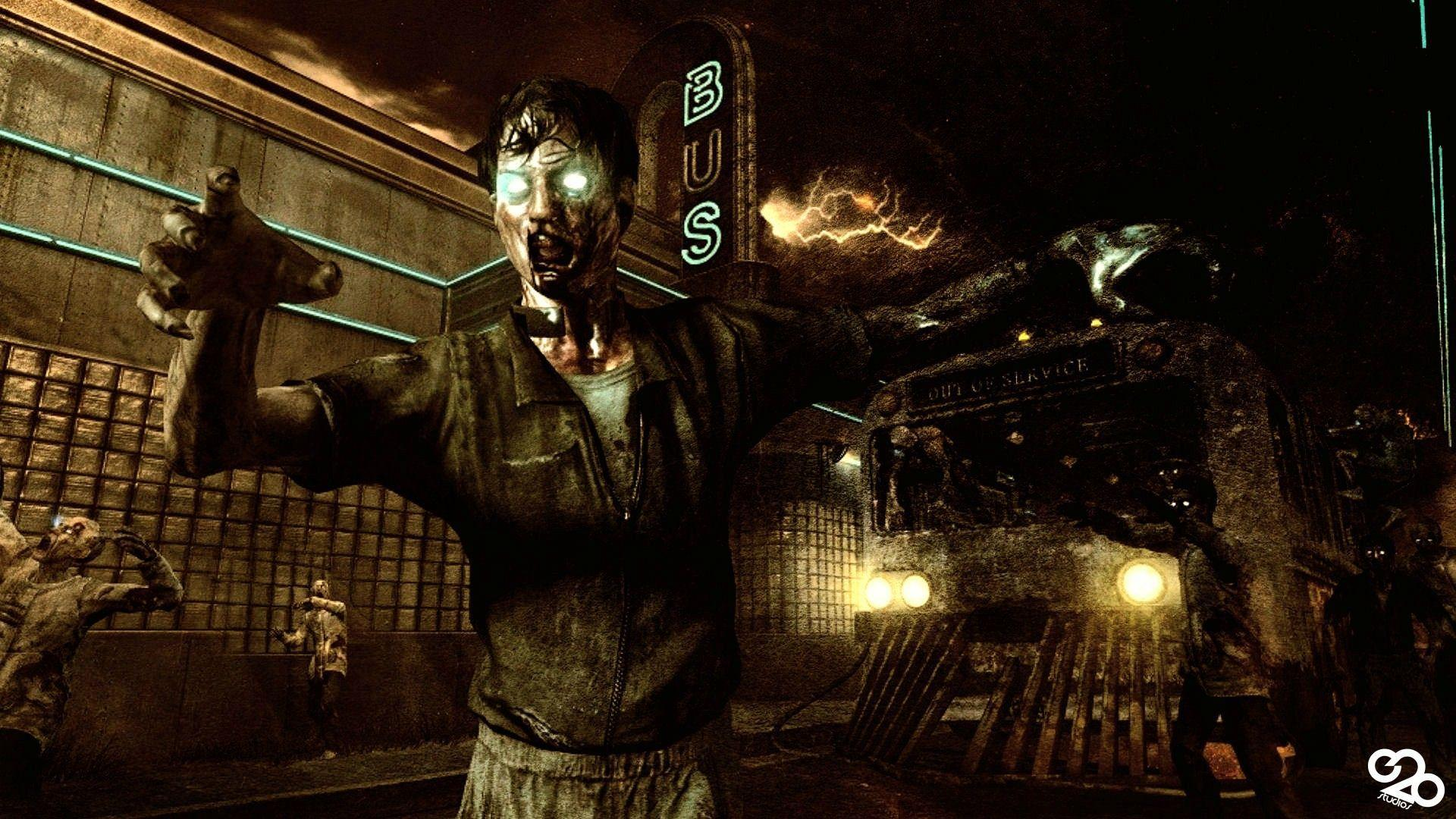 Wallpapers For > Black Ops 2 Zombies Wallpapers 1920x1080