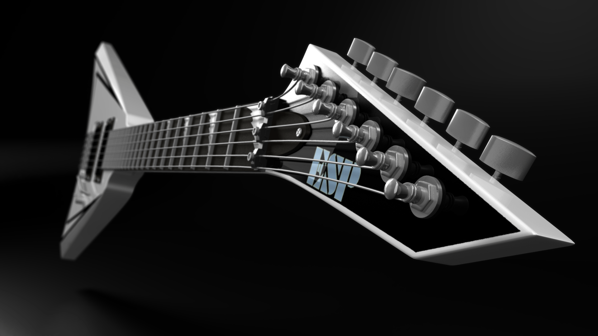 Esp Guitars Wallpapers - Wallpaper Cave