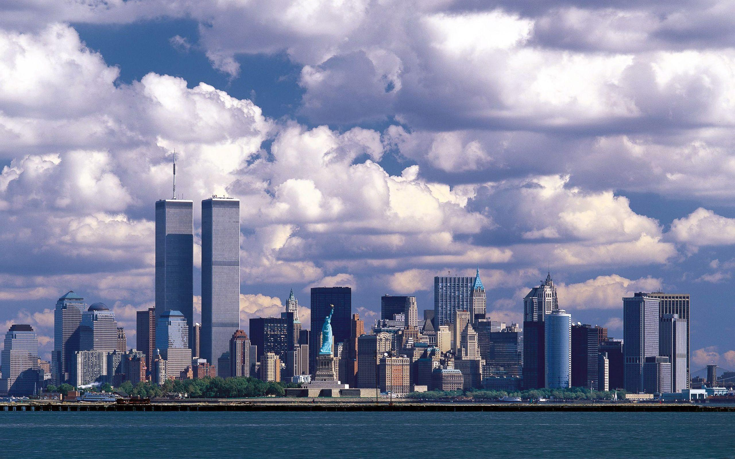 New York City 2560x1600 Widescreen wallpapers