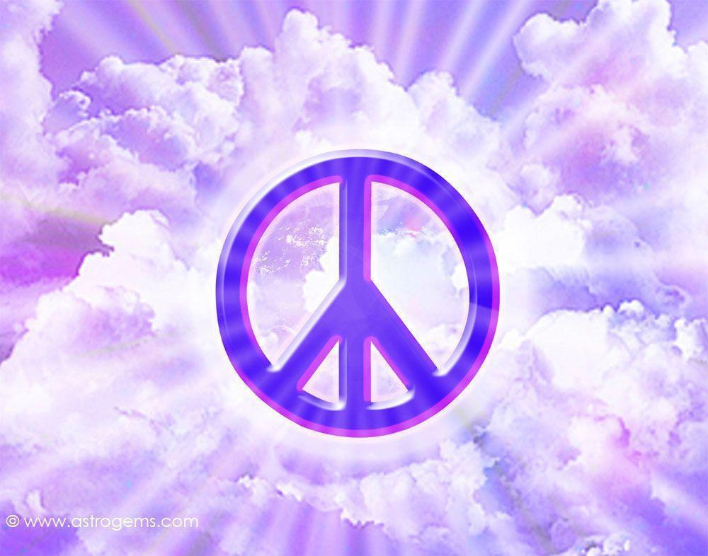 Peace Sign Desktop Wallpapers - Wallpaper Cave