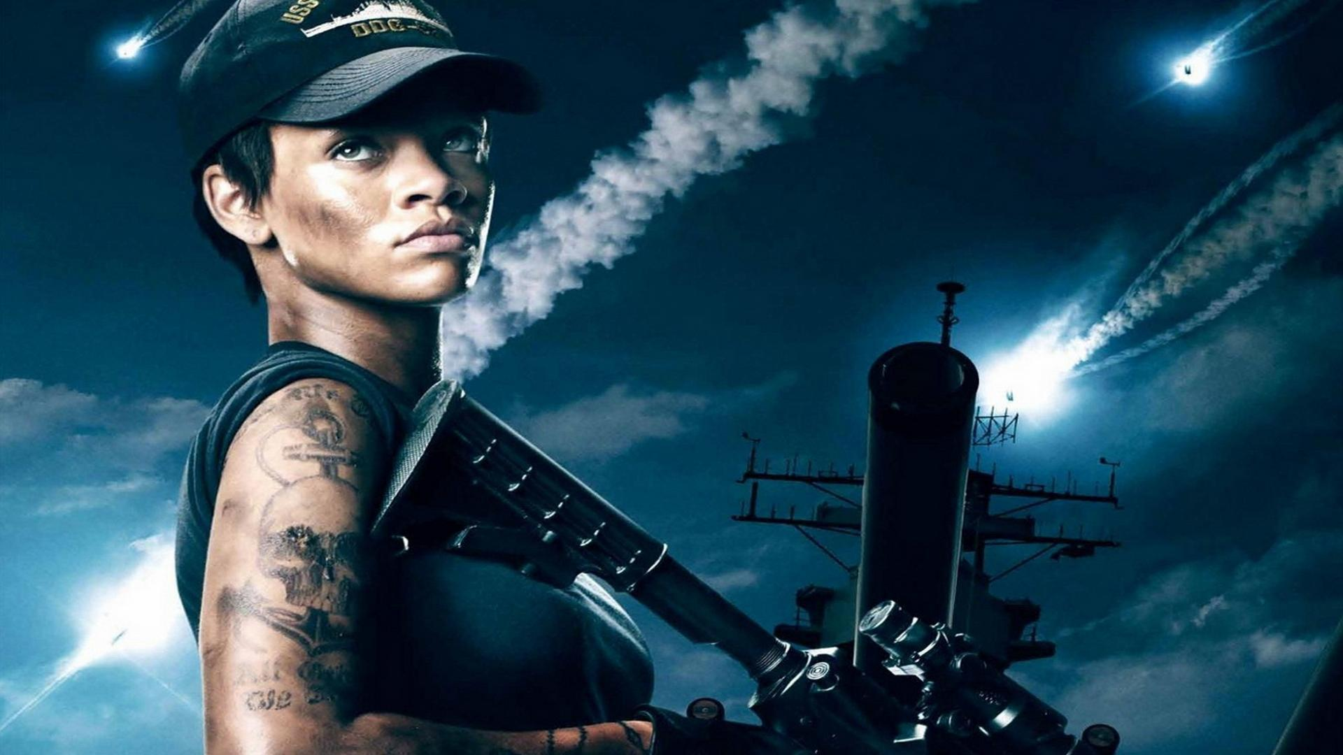 Battleship 2012 Rihanna HD Wallpapers 1080p High Definition