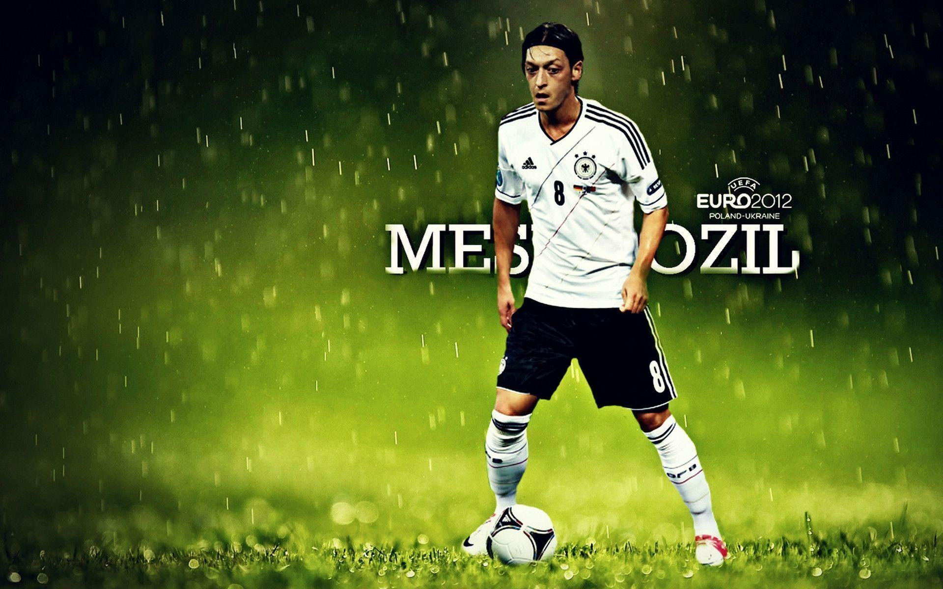Mesut Ozil Sport Football Backgrounds Wallpapers