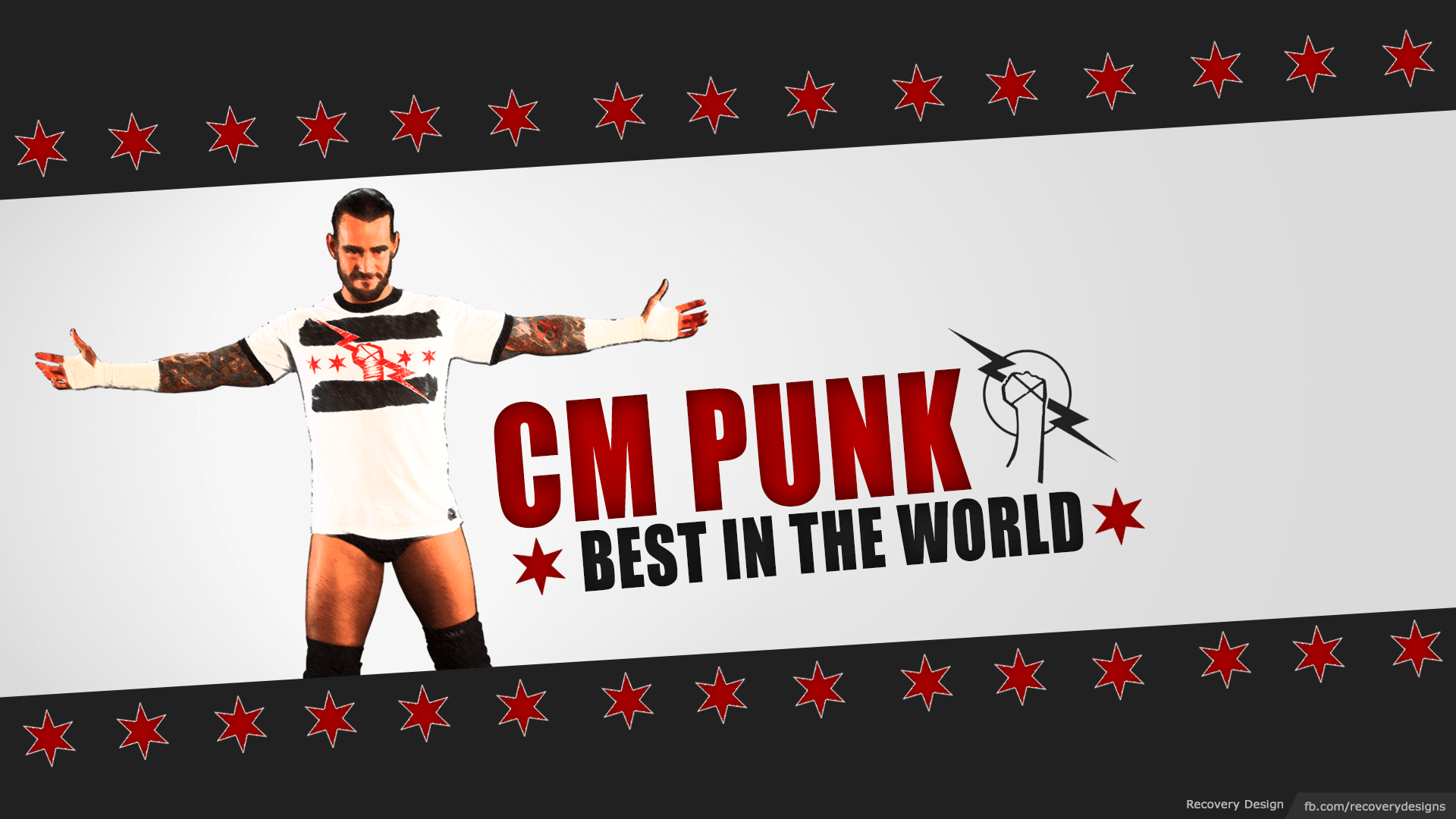 Cm punk 2015 best in the world wallpapers wallpaper cave deviantart more like cm punk best in the world hd wallpaper by voltagebd Choice Image