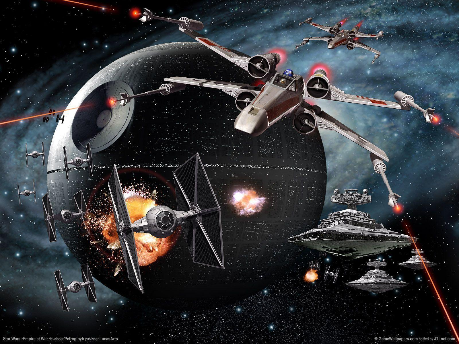 Star Wars HD Wallpapers - HD Wallpapers Hi5