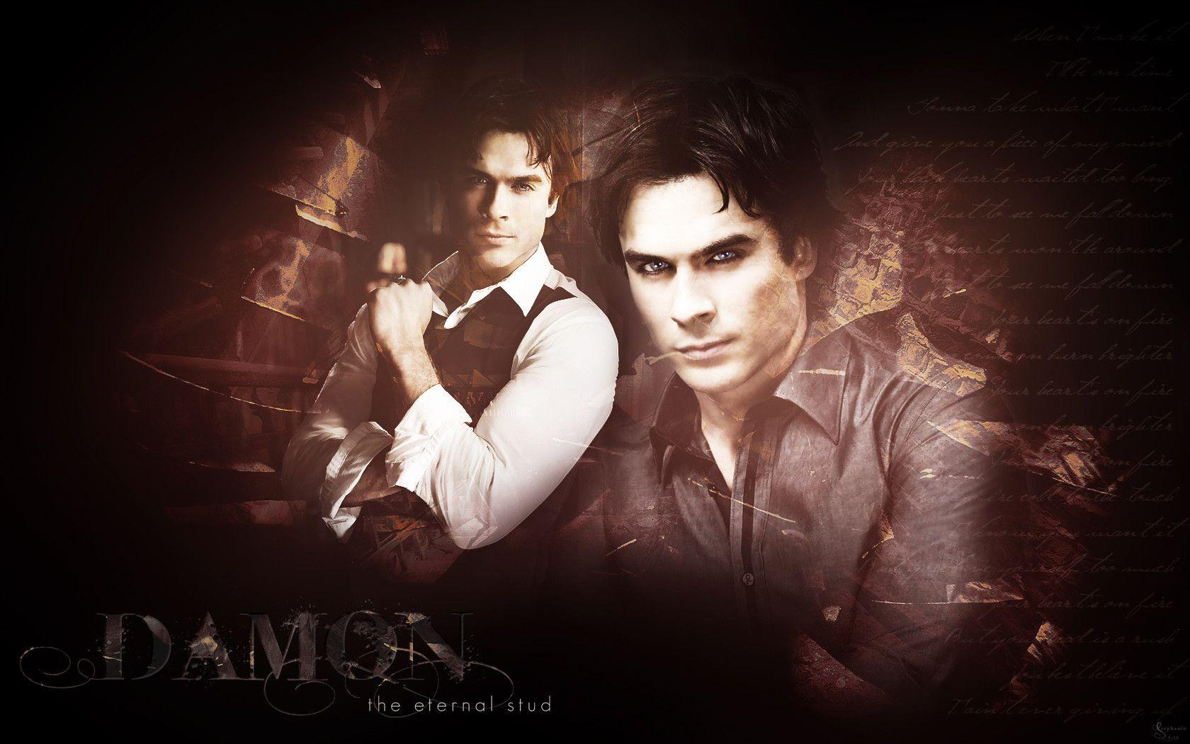 The Vampire Diaries wallpaper.
