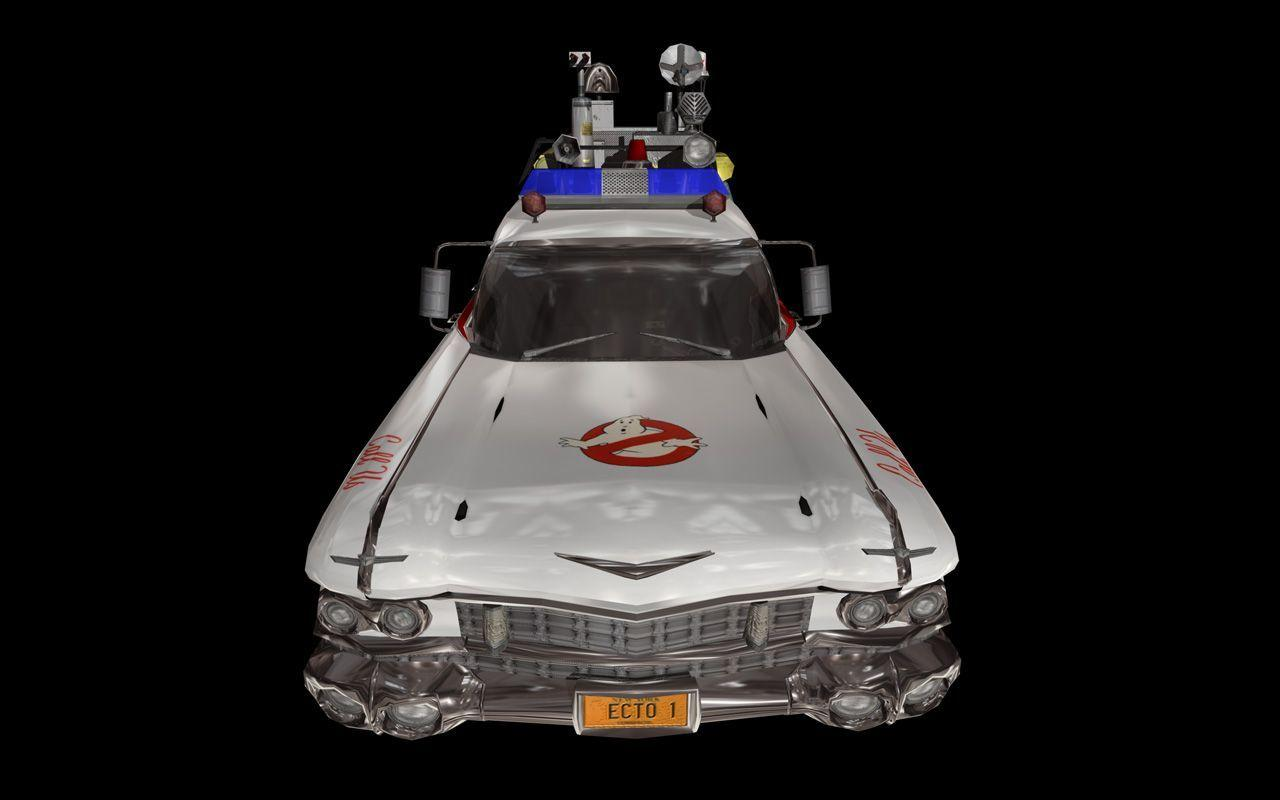 ecto 1 ghostbusters wallpaper - photo #18