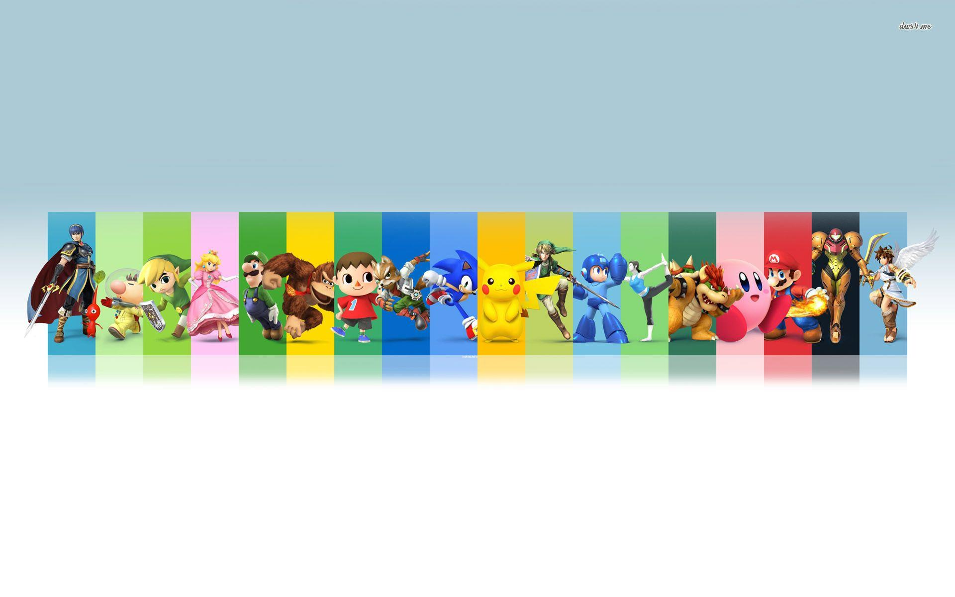 Nintendo Wallpapers - Full HD wallpaper search