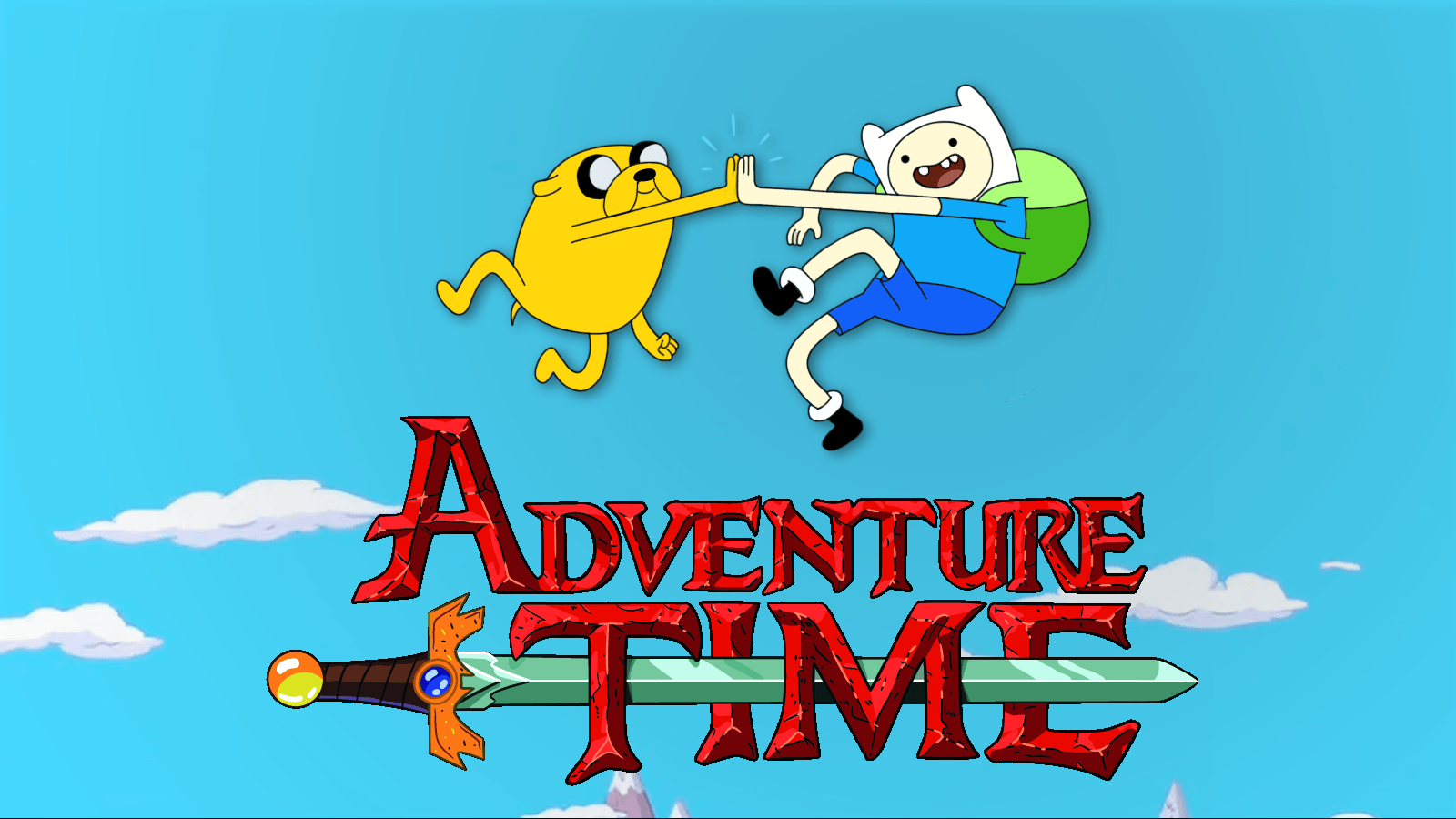 Download Adventure Time Wallpaper 1600x900 | HD Wallpapers - #538339