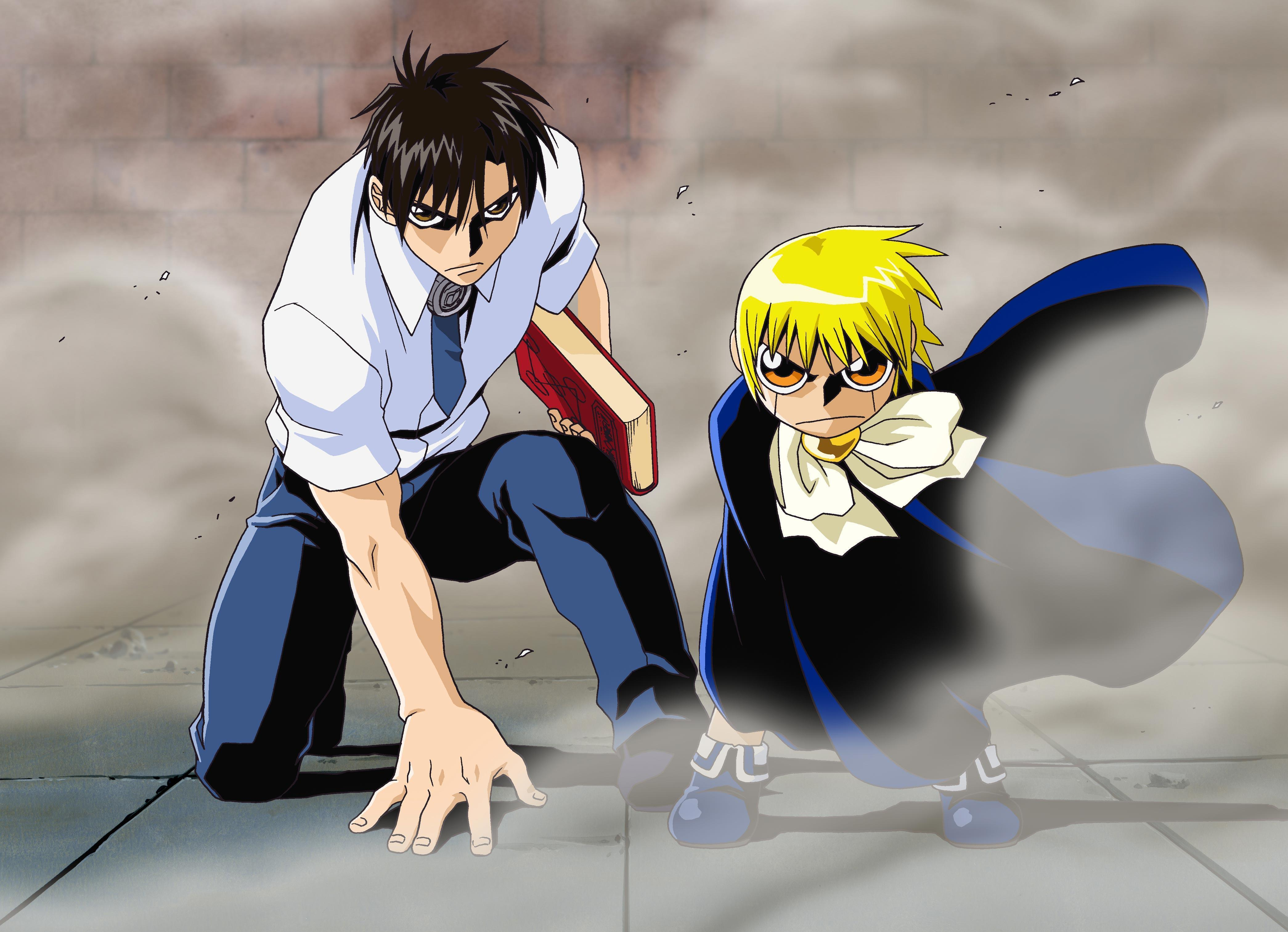 Zatch Bell Wallpapers Wallpaper Cave