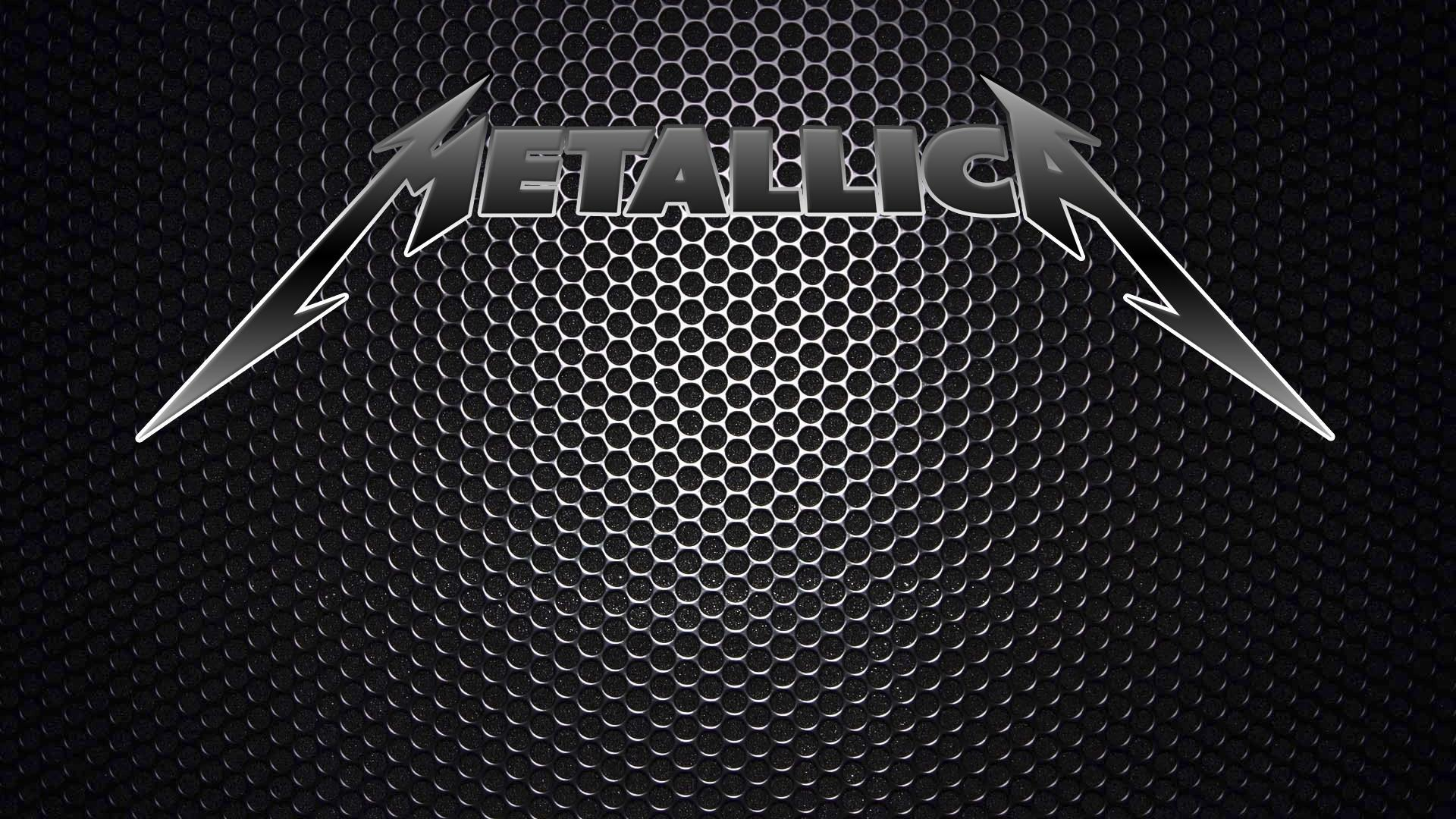 metallica lighting logo wallpaper - photo #15
