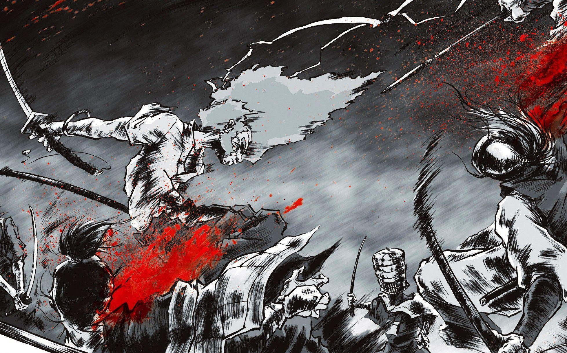 30 samurai wallpapers hd - photo #38