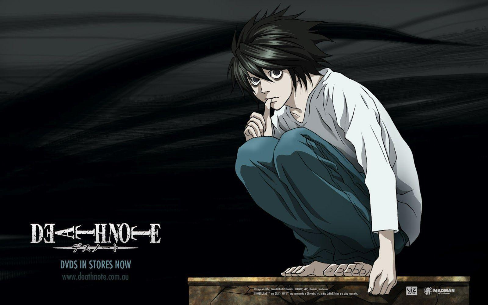 Wallpapers HD: Death Note (79) Wallpapers (Fondo de Pantalla) HD ...
