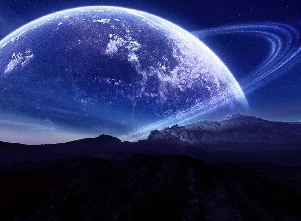 cool planet backgrounds wallpaper cave