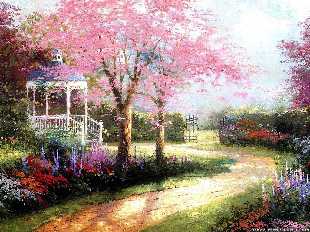 Free Desktop Wallpapers Spring Scenes