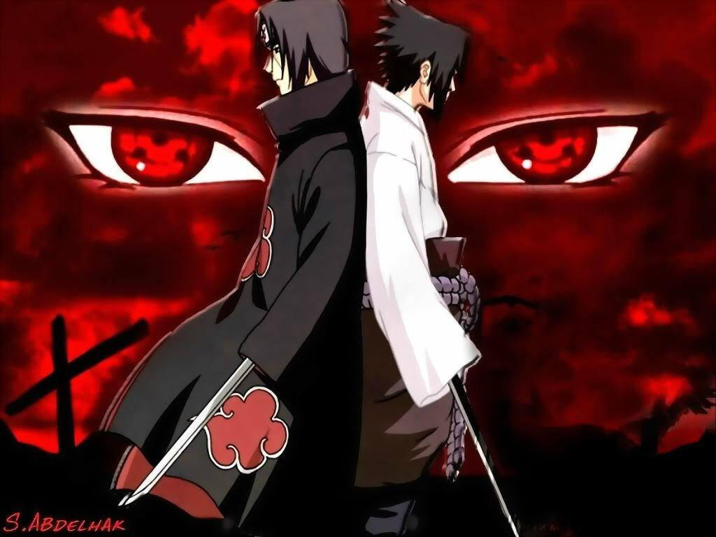 Sasuke Uchiha Sharingan Wallpapers HD