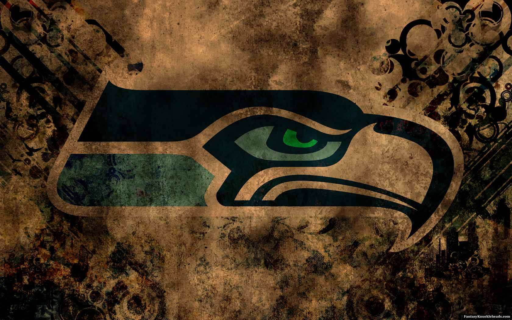 Seahawks Logo Wallpapers Image Wallpapers