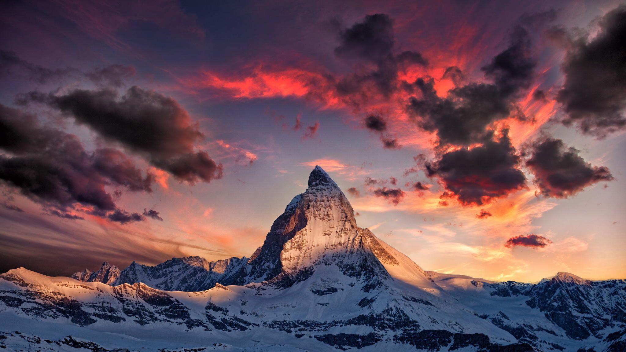 Matterhorn Wallpapers, PC Matterhorn Best Wallpapers (Desktop ...