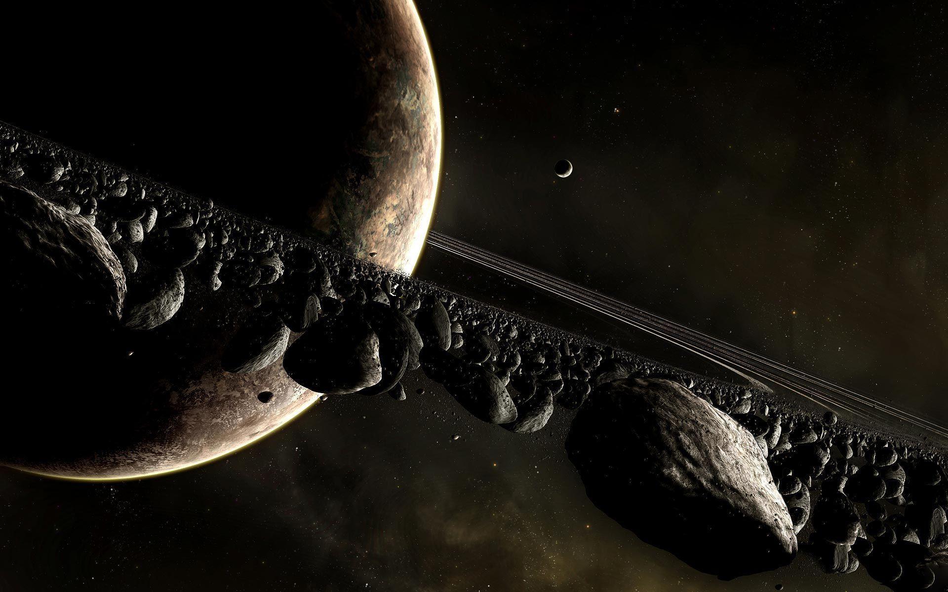 Saturn Wallpapers - Wallpaper Cave