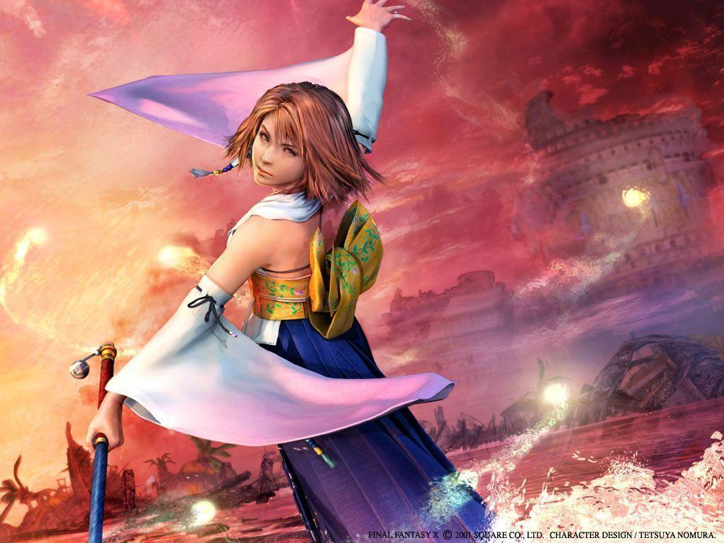 Final Fantasy X Sexy why do you think they sexualized yuna in x-2? | final