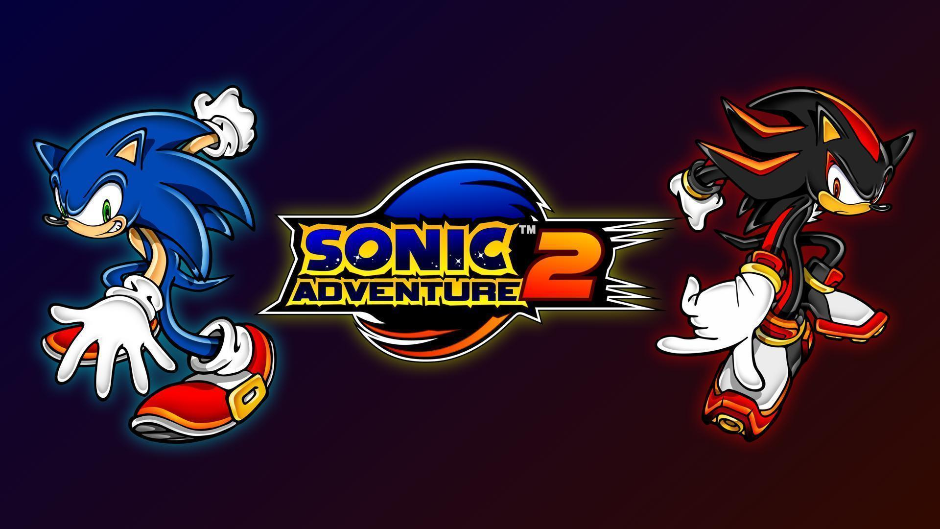 Sonic Adventure 2 Wallpapers Wallpaper Cave