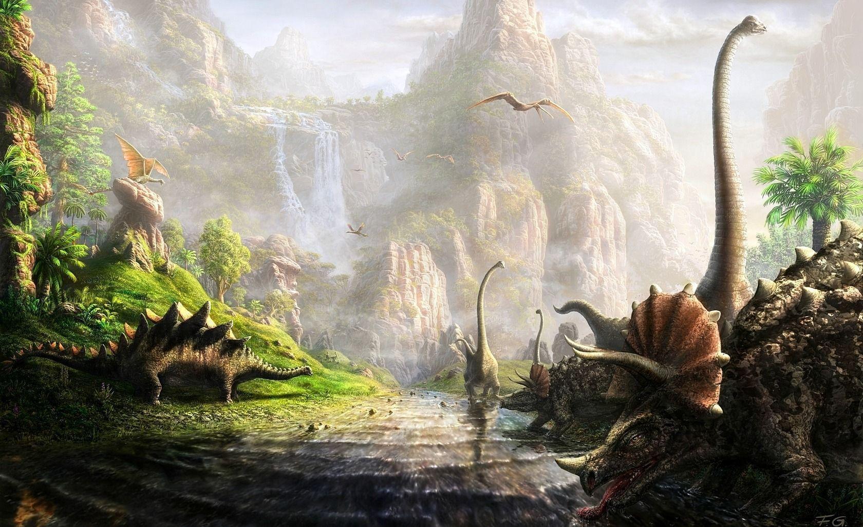 dinosaur wallpapers wallpaper cave