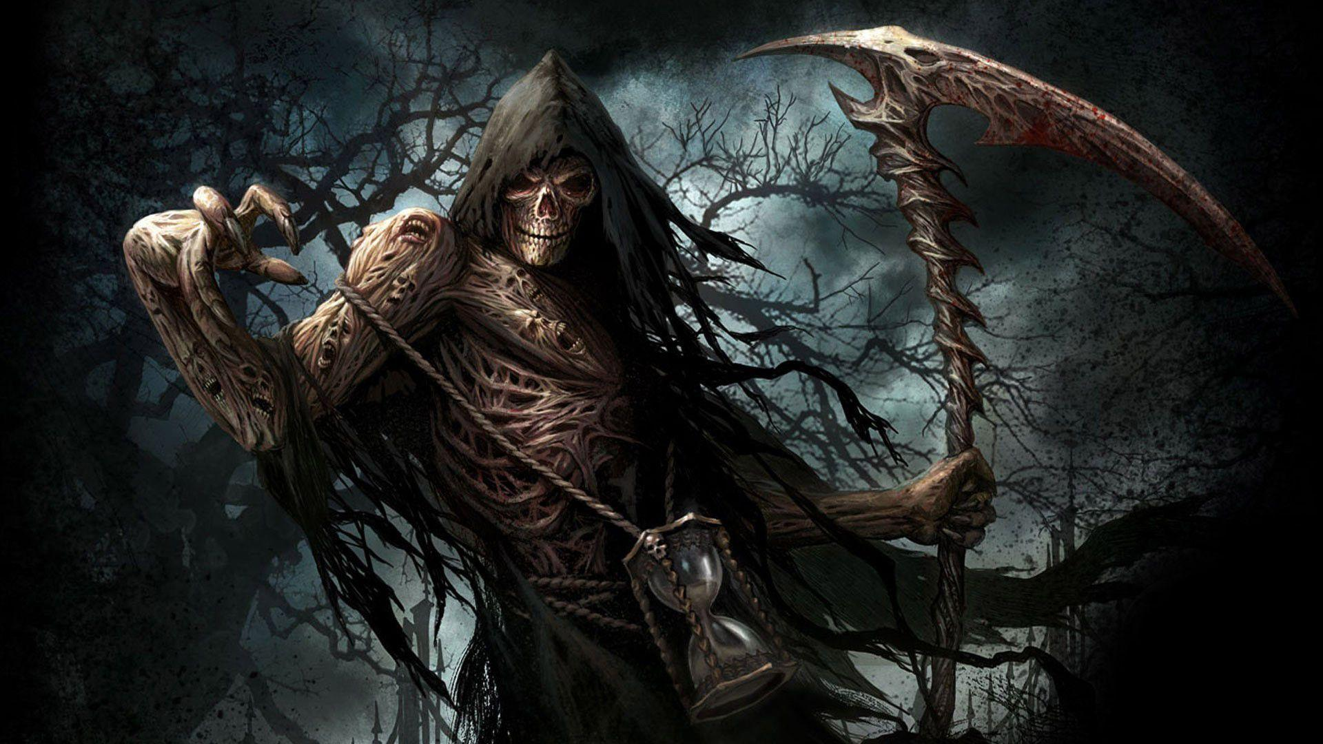 Grim reaper wallpapers wallpaper cave for What not to do before closing on a house