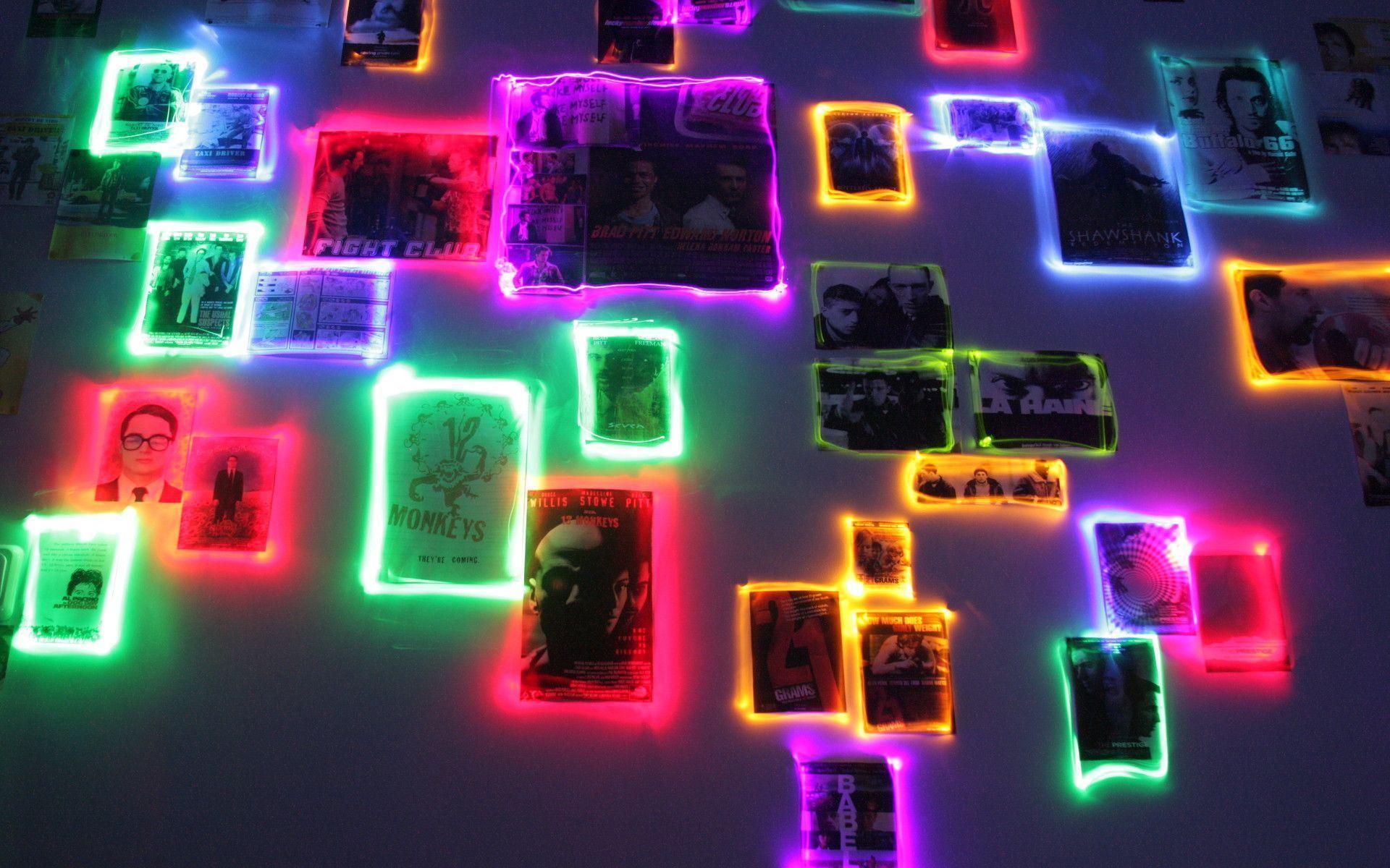 neon color backgrounds wallpaper cave