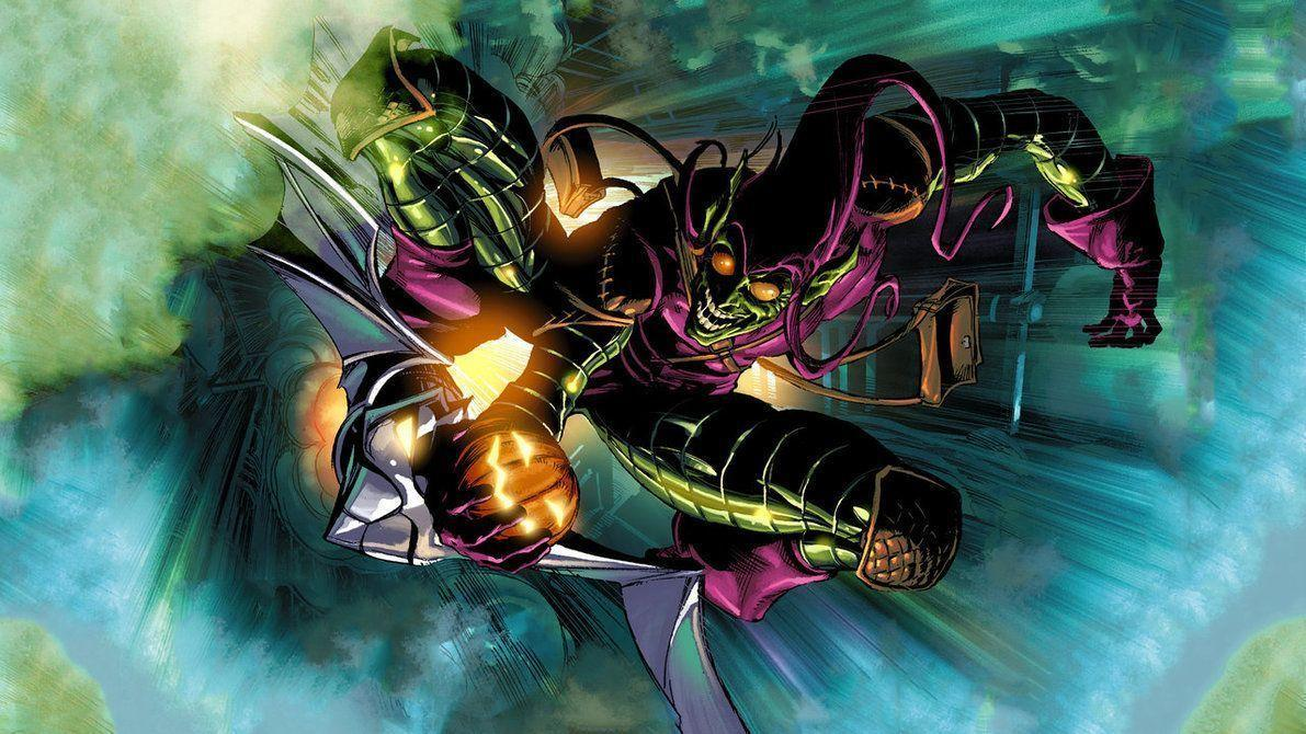 Image For > Green Goblin Movie Wallpapers