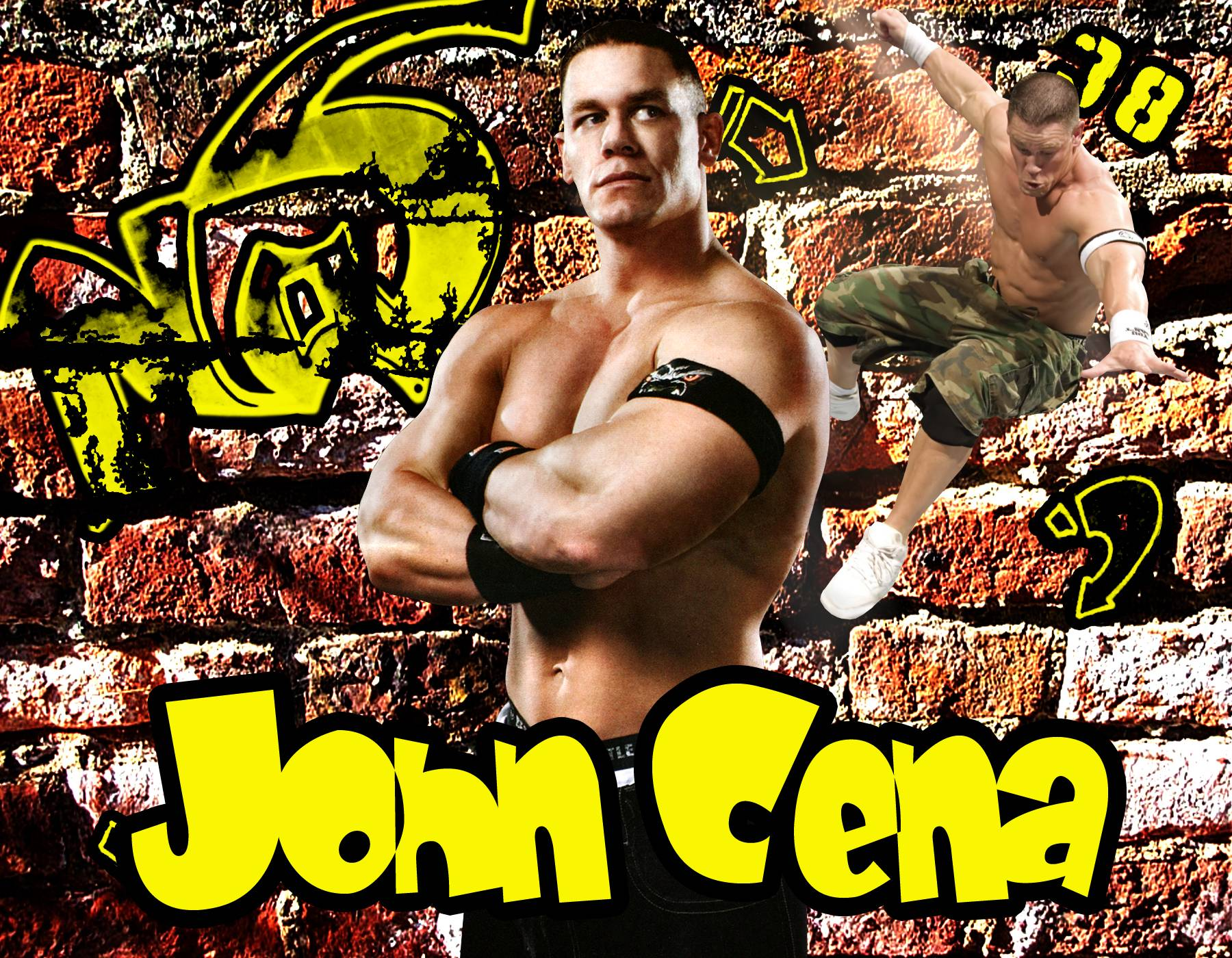 John Cena Wallpapers WWE Wallpaper Cave
