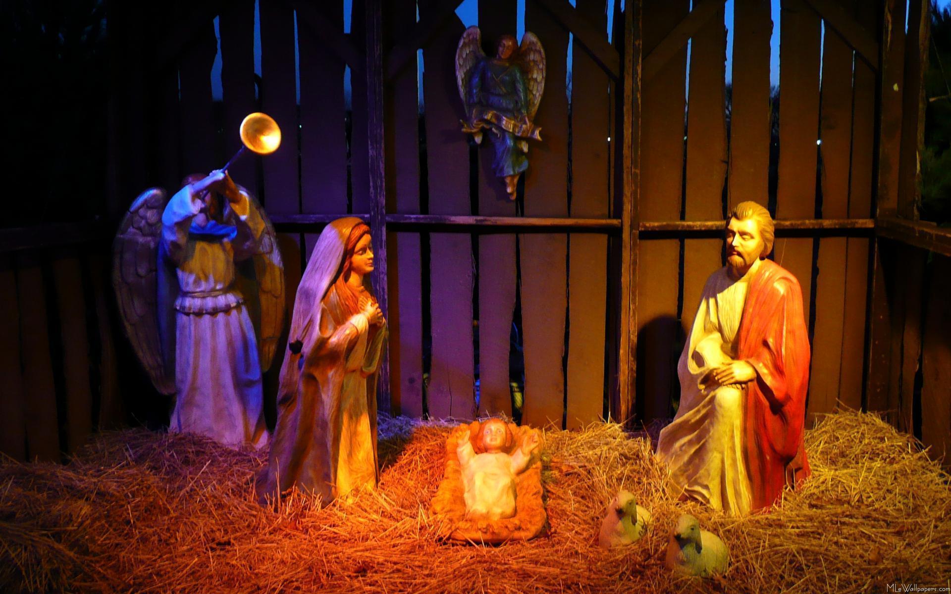 empty manger hd wallpaper - photo #21