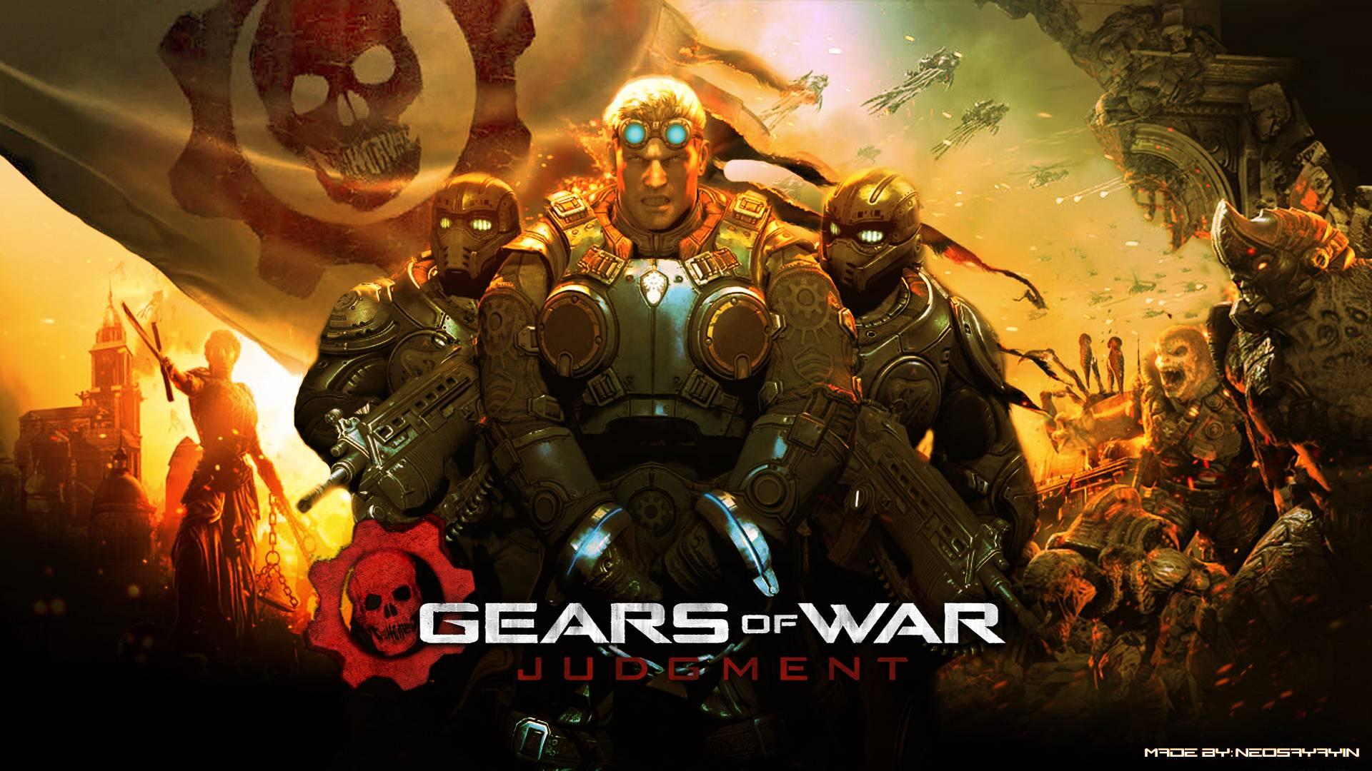 gears of war backgrounds - wallpaper cave
